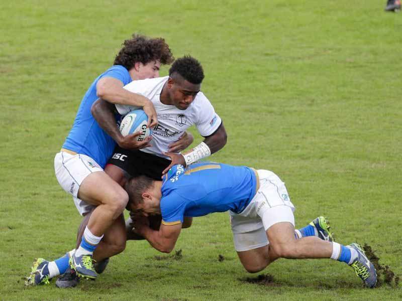 rugby Italia Argentina Firenze
