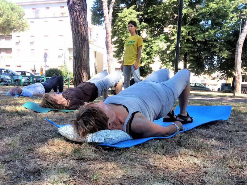 Palestre aperto Firenze parchi