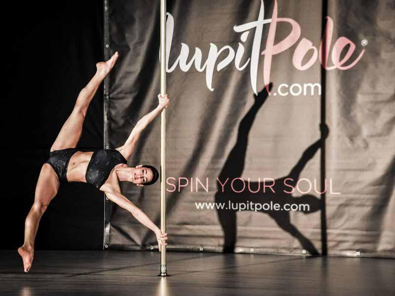 Pole Dance Firenze Rita Conte