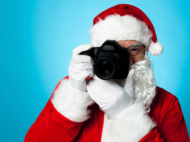 Fotografie natalize, come farle