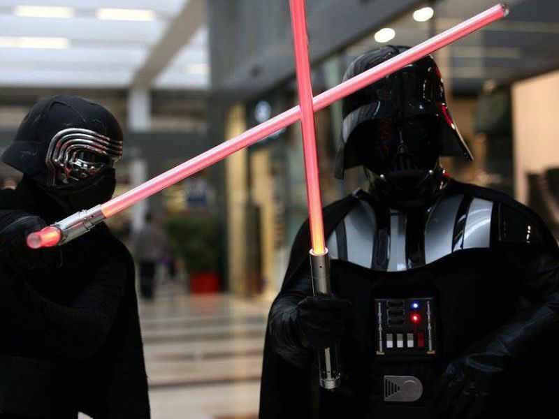 Corso spada laser Star Wars Firenze