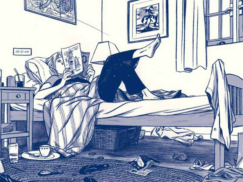 fumetti biblioteca Buonarroti