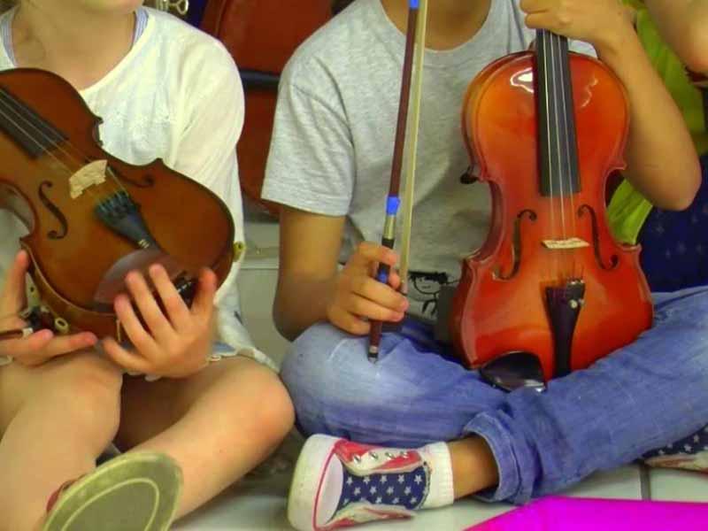 Orchestra giovanile delle Piagge Firenze