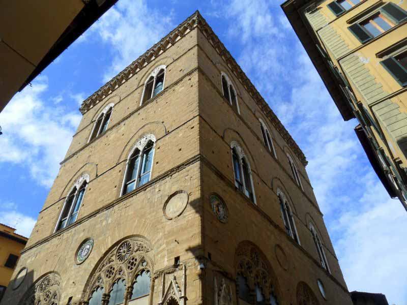Orsanmichele Firenze storia e orari apertura