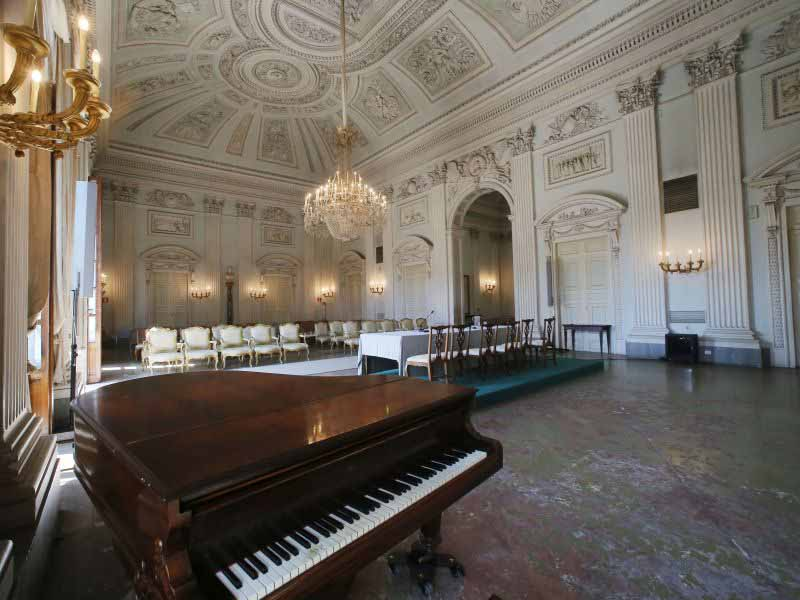 Poggio Imperiale visite - Villa medicea di Poggio Imperiale Firenze