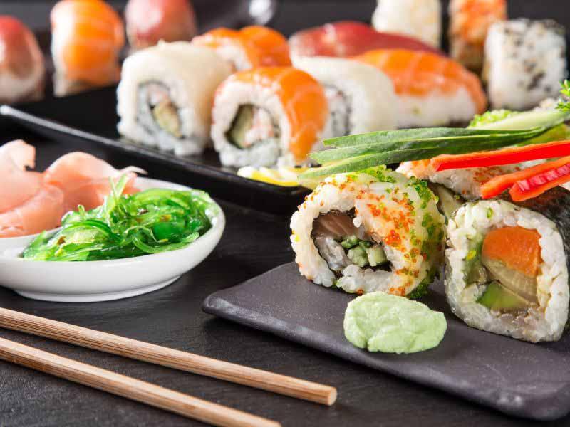 Sushi ristoranti etnici Firenze nord Rifredi