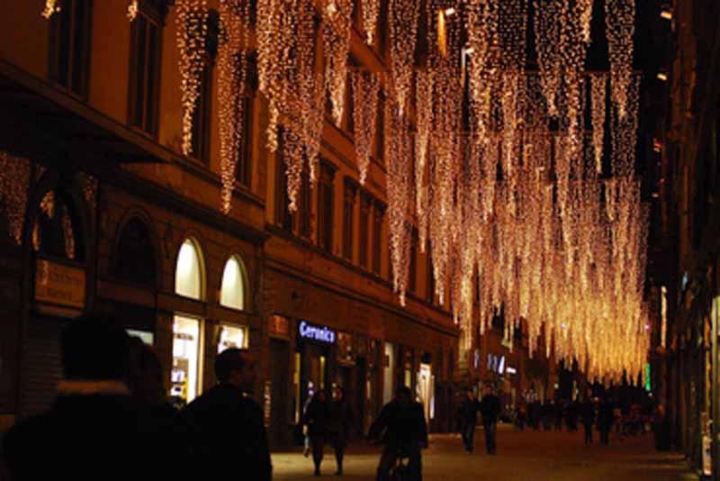 Firenze light festival dall dicembre al gennaio luci e colori