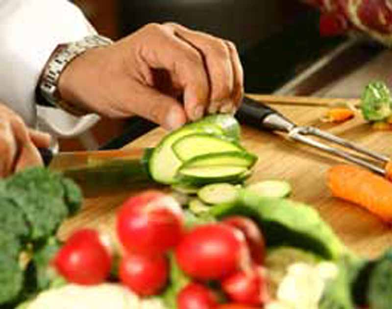 Piccoli chef crescono ora il corso di cucina si fa in casa