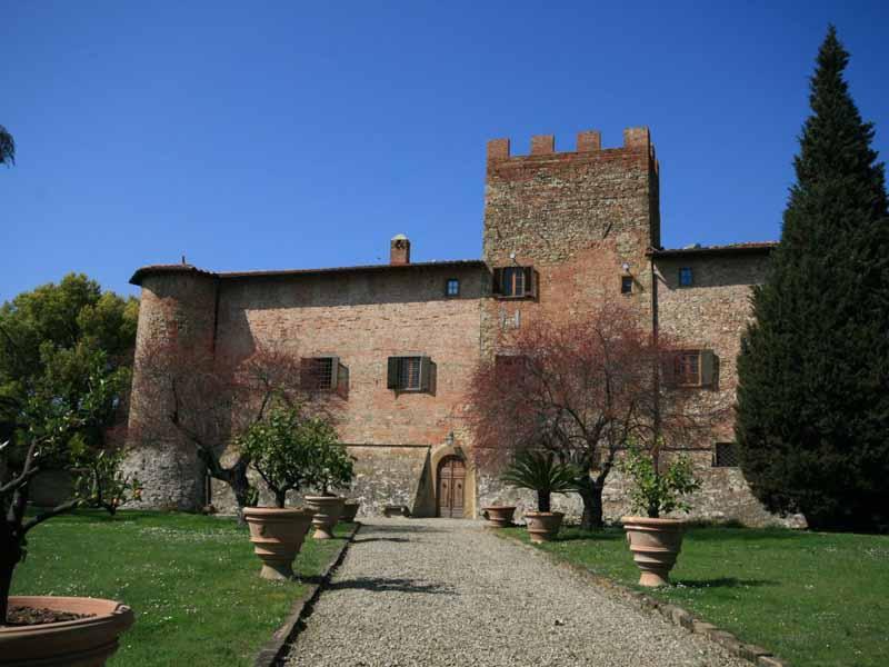 Vendesi castelli de luxe in toscana - Misericordia bagno a ripoli ...
