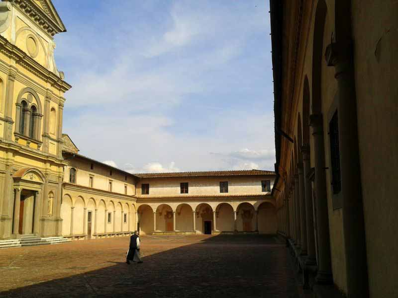 Firenze poco conosciuta e non turistica: Certosa del Galluzzo