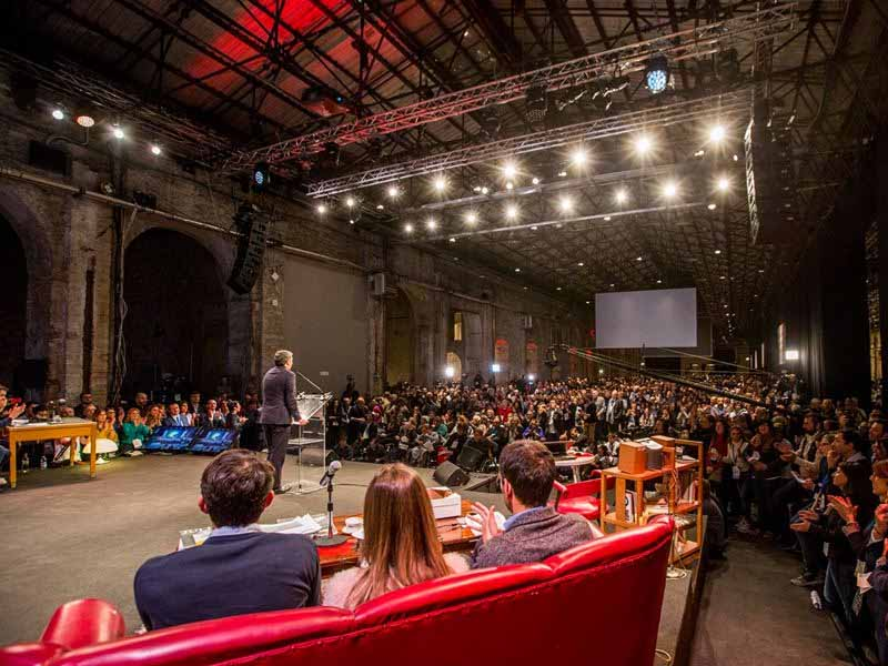 Leopolda 2018 Firenze Renzi