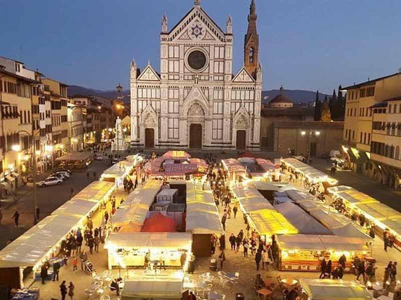 Cosa fare a Firenze nel weekend. Mercatini di Natale ed eventi dell'1 e 2 dicembre