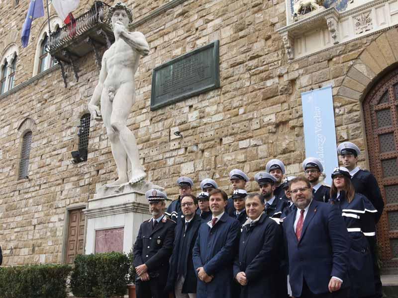 A Firenze arrivano i vigili