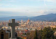 Cimitero porte Sante San Miniato Firenze personaggi celebrei sepolti