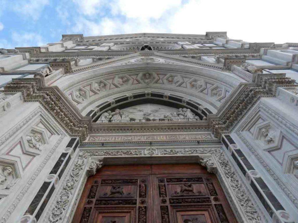 Basilica Santa Croce facciata Firenze