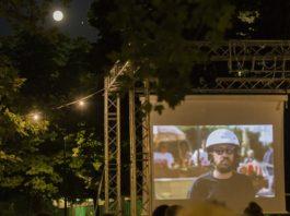 Cinema gratis Firenze all'aperto Light Campo di Marte