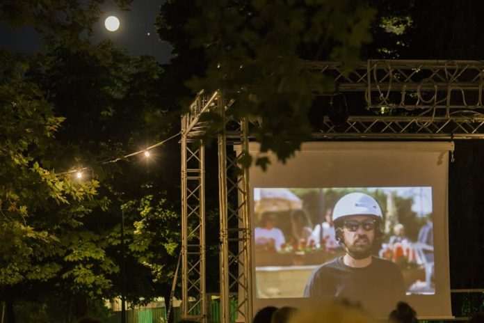 Cinema gratis Firenze all'aperto Light Campo di Marte