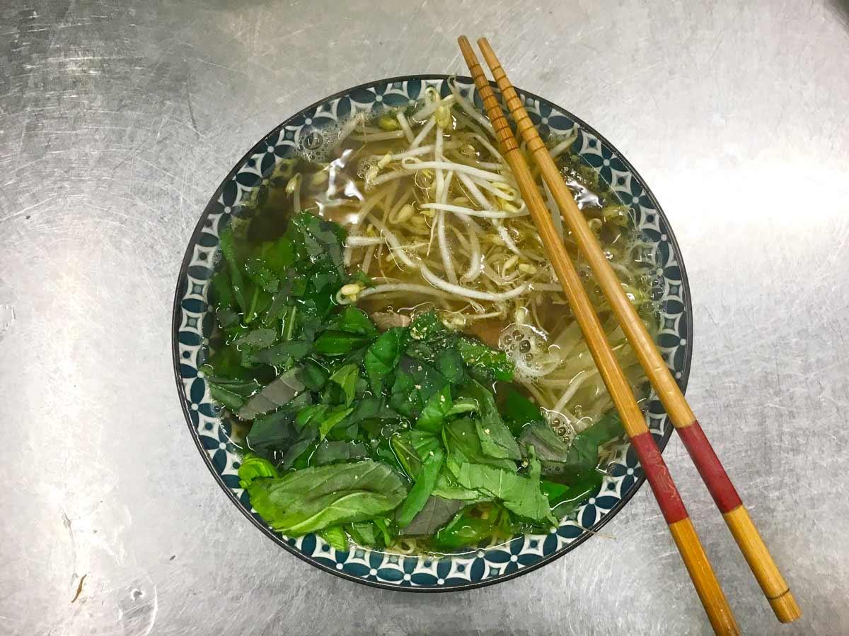 Ristorante Vietnamita - Com Saigon - Pho thai - La zuppa vietnamita con i sapori dell'indocina
