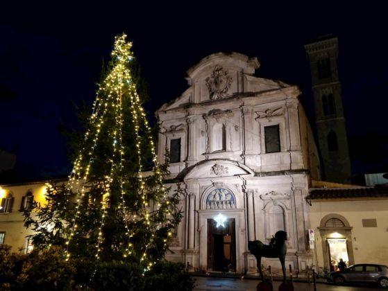 Alberto Natale piazza Ognissanti