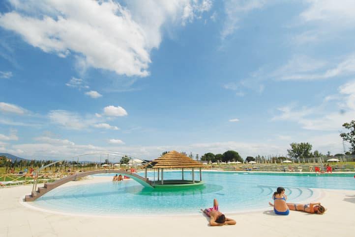 Hidron Campi Bisenzio piscina vicino Firenze