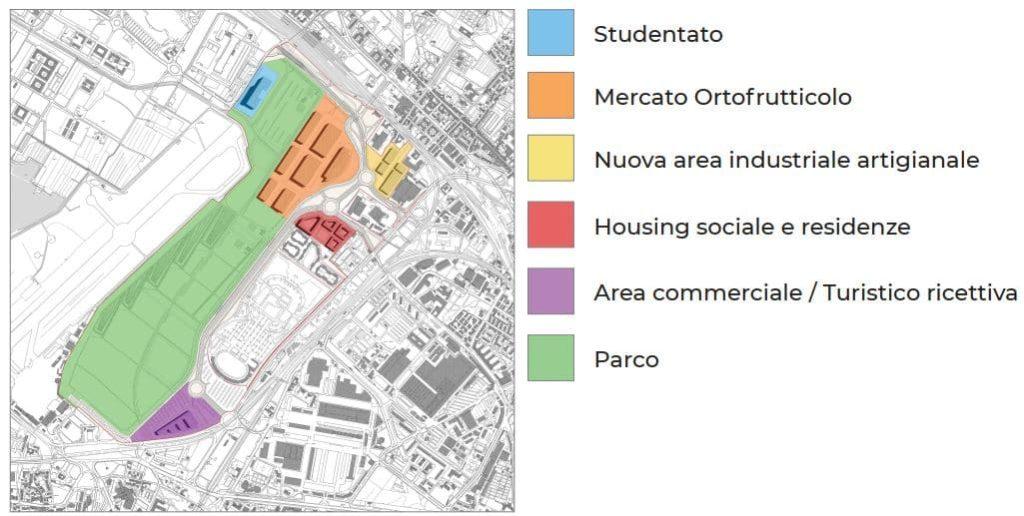 Variante Castello Mercafir Firenze come sarà cosa prevede