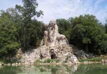 Colosso dell'appennino - Parco di Pratolino