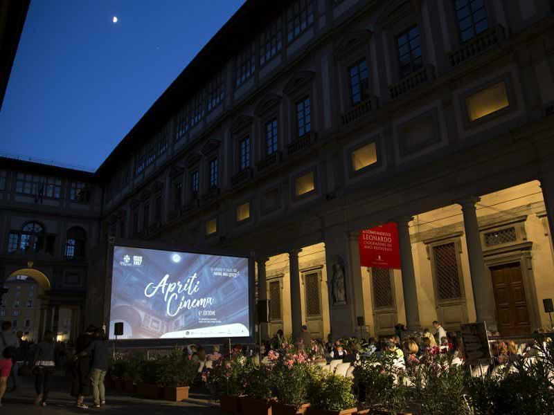 Cinema Estate Fiorentina 2019 calendario programma novità concerti