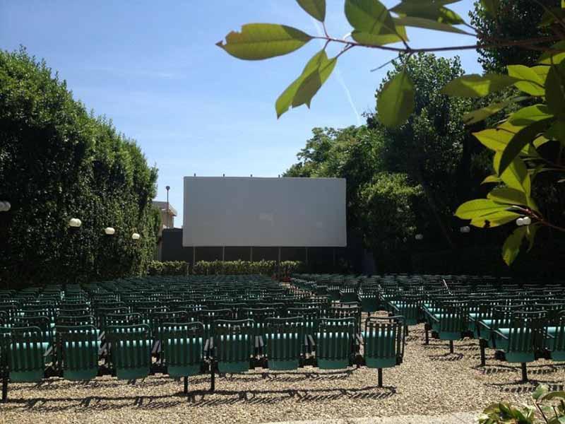 Cinema all'aperto Firenze: prezzi biglietti, orari