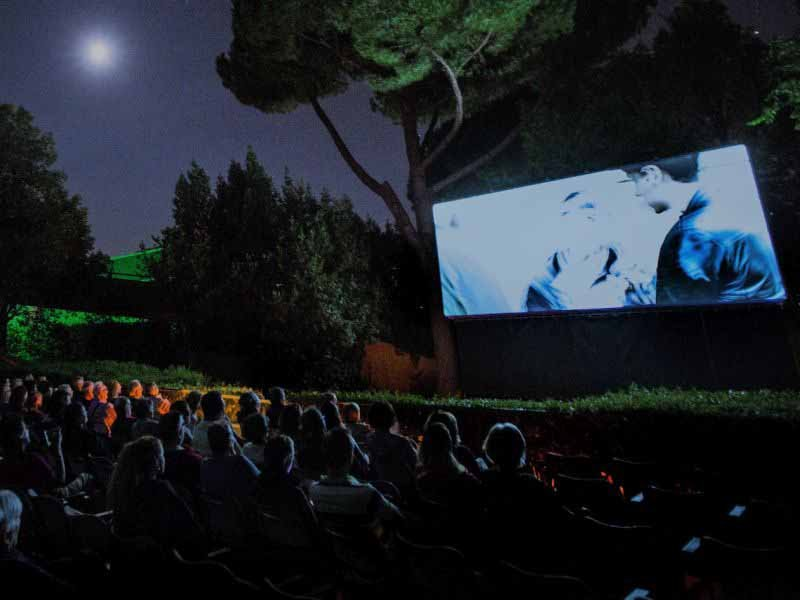 Eventi Firenze Cinema all'aperto