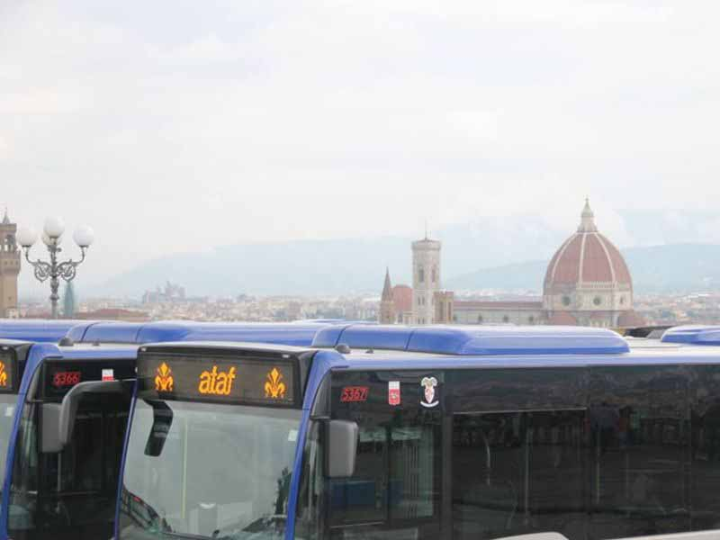 Ataf bus Firenze