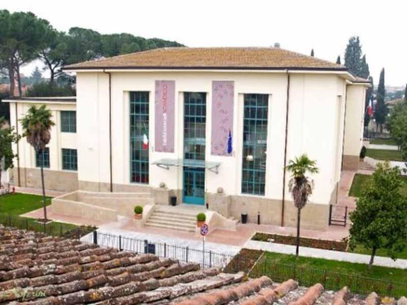 Biblioteca di Scandicci cinema all'aperto - Open cine