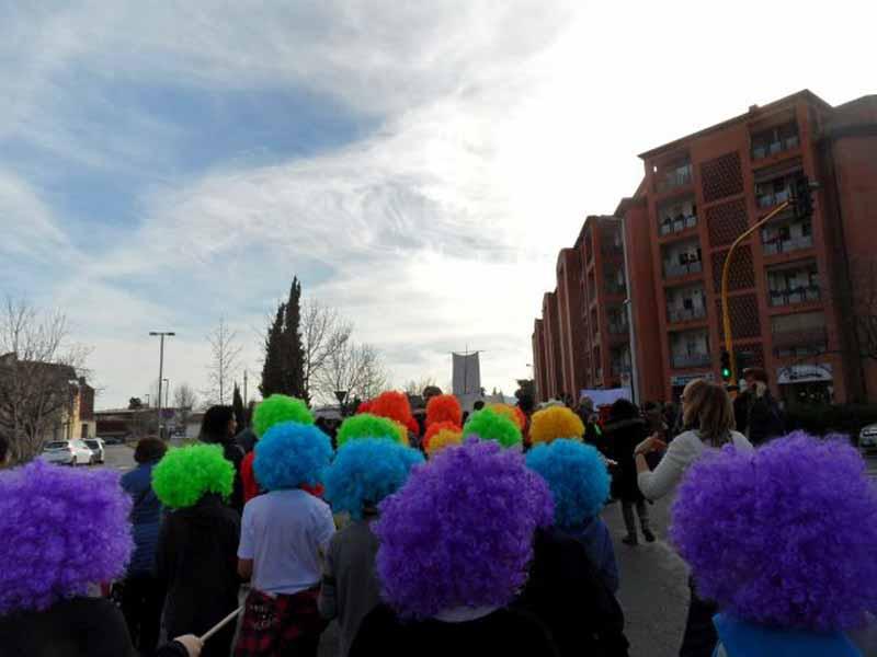 Carnevale Isolotto per la pace - date 2019