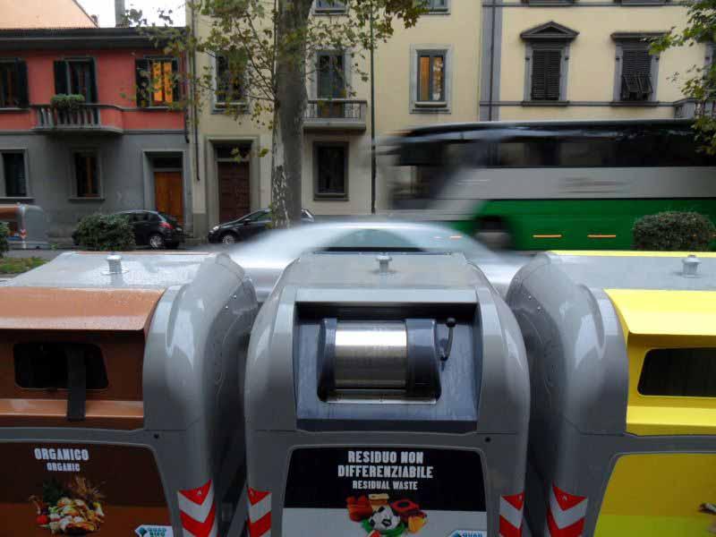 Cassonetti rifiuti Tari Firenze 2019 quando si paga