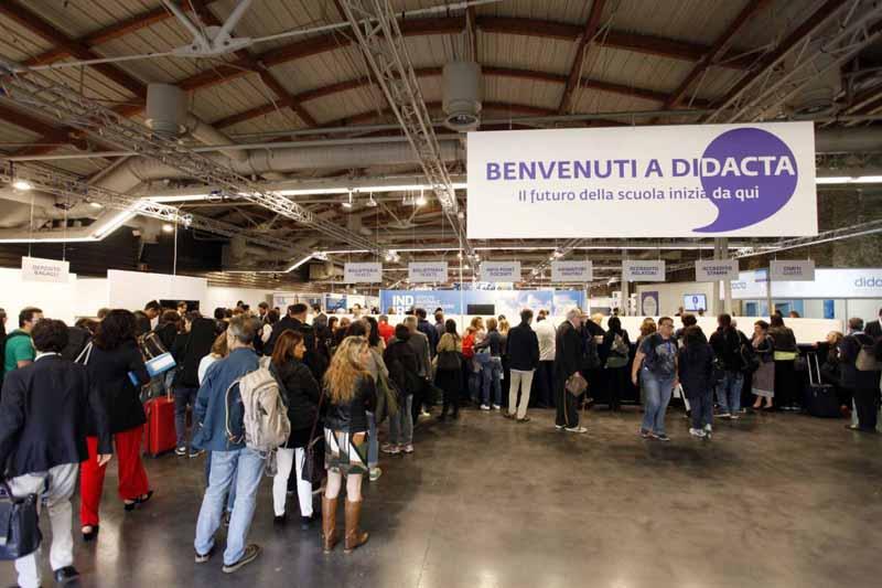 Didacta 2018 Firenze programma e biglietti