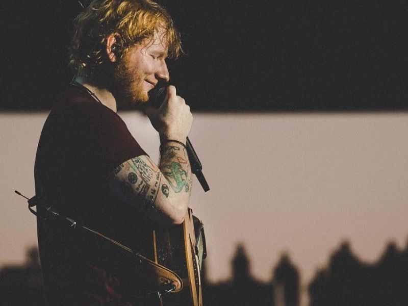Ed Sheeran Firenze Rocks 2019 biglietti e data