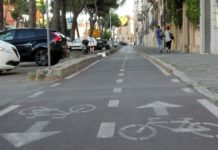 Operazione rastrelliere pulite bici Firenze