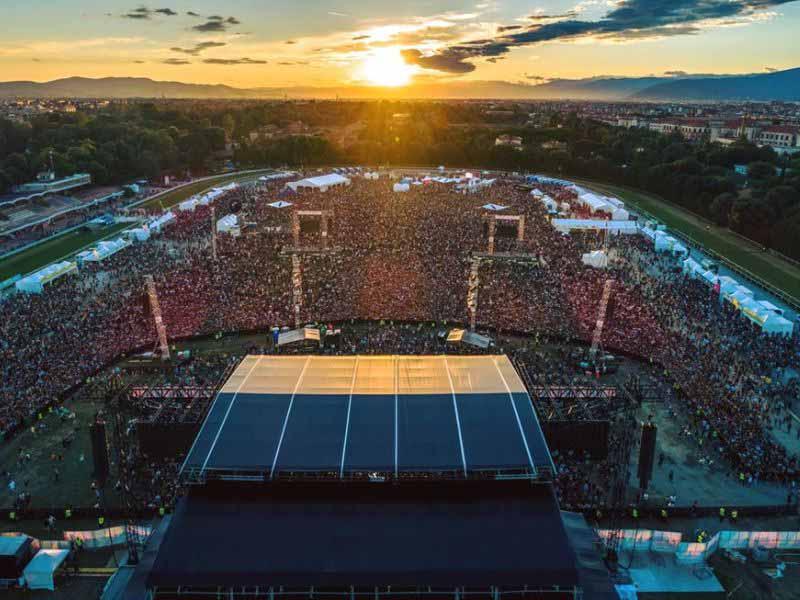 Biglietti Firenze Rock 2019 concerti abbonamenti