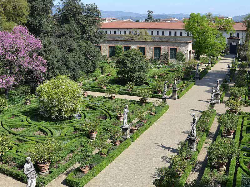 Giardino Corsini - Artigianato e Palazzo 2018