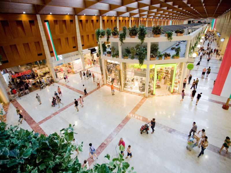 centro commerciale I gigli Firenze Campi Bisenzio