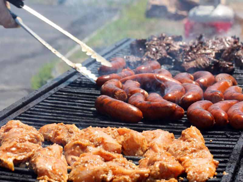 Dpve fare grigliata Firenze dintorni barbecue