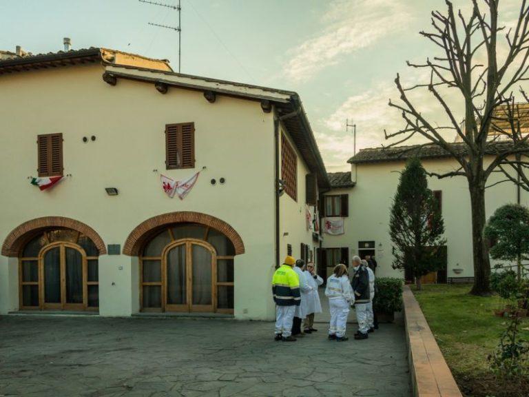 Misericordia di Badia a Ripoli, al via i lavori