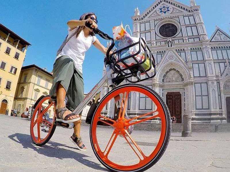 Mobike Firenze, quanto costa
