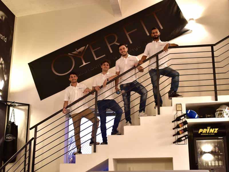 Over Fit: il ristorante per sportivi e patiti della dieta a Firenze