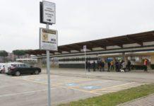 Parcheggio Guidoni Firenze tramvia T2