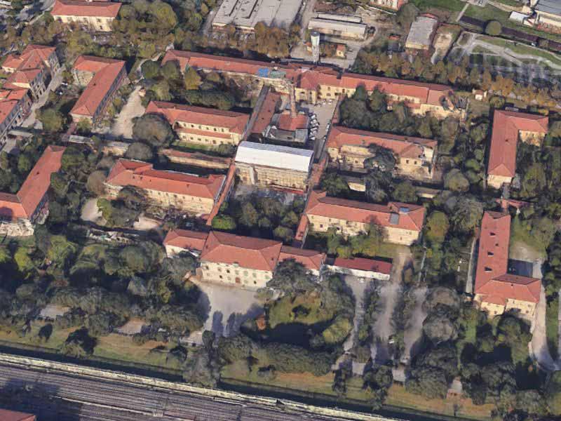 Complesso San Salvi Firenze ex manicomio