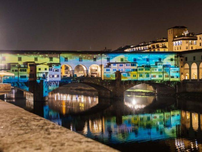 F light Firenze Light Festival dicembre