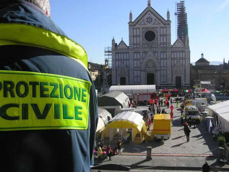 terremoto cosa fare vademecum consigli protezione civile Firenze