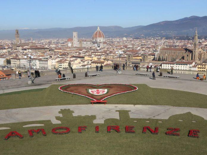 San Valentino Piazzale Michelangelo