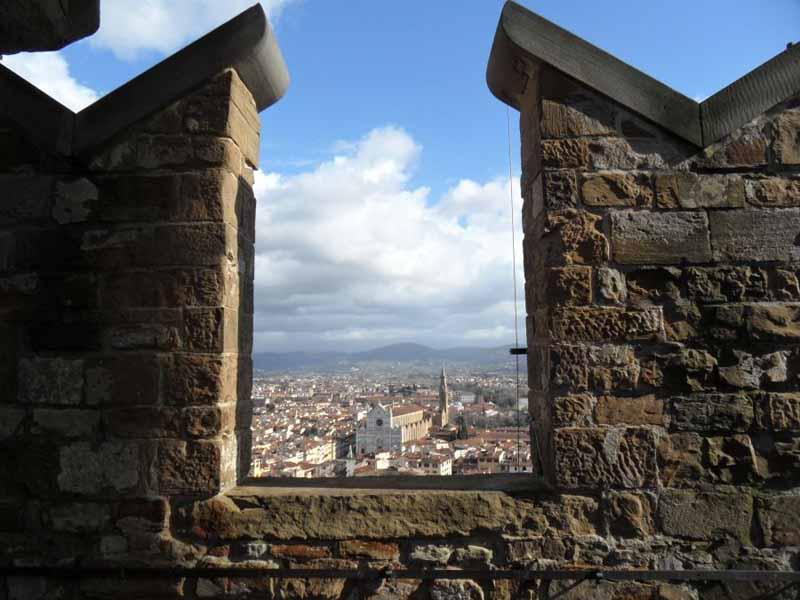 14 febbraio 2019 Torre Palazzo Vecchio