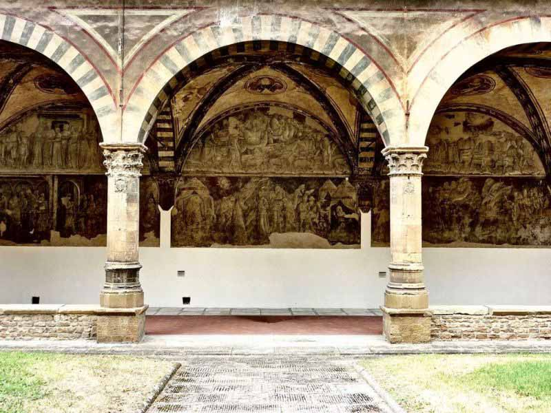 Santa Maria Novella chiostri musei civici Firenze